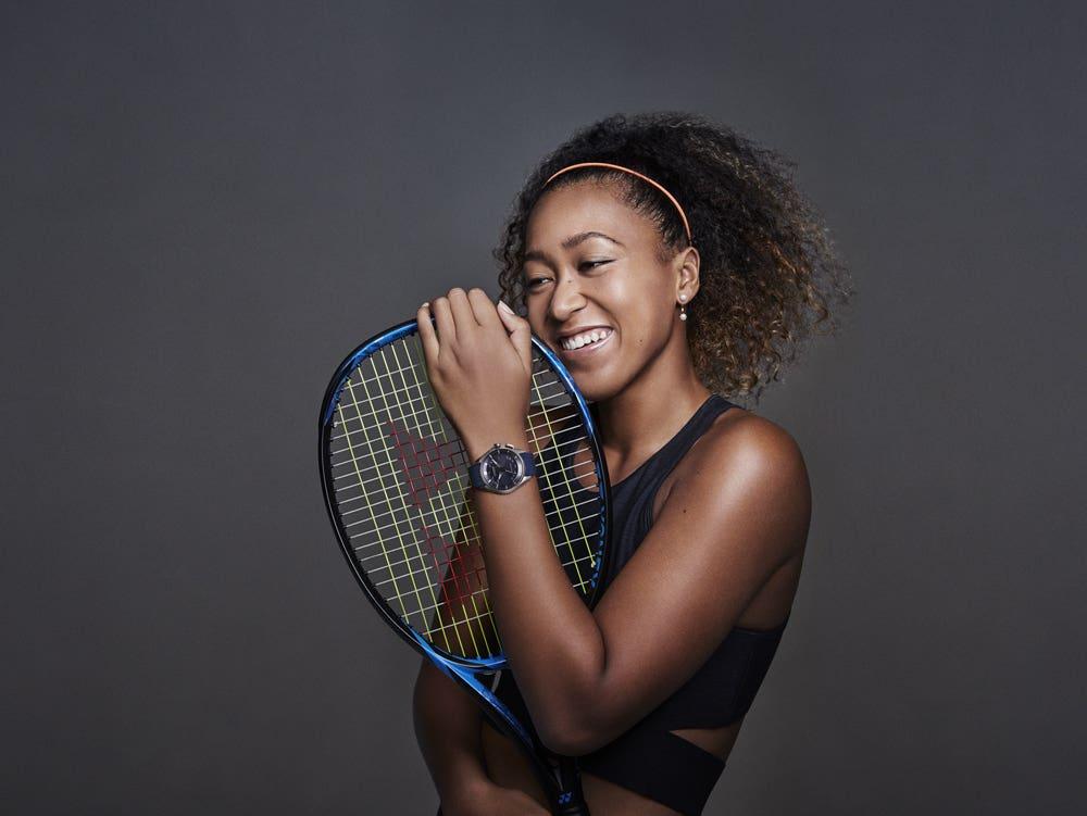 Naomi Osaka Citizen Brand Ambassador at Wimbledon