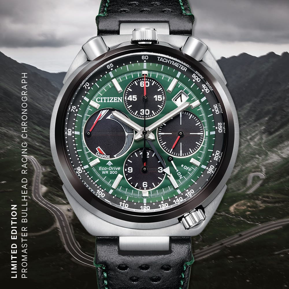 Bullhead Racing Chronograph